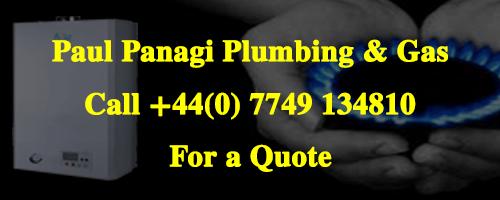Paul Panagi. Plumbing and Gas Engineer